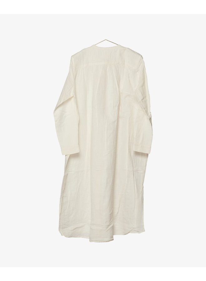 Sissel Edelbo Brave Organic Cotton Dress White