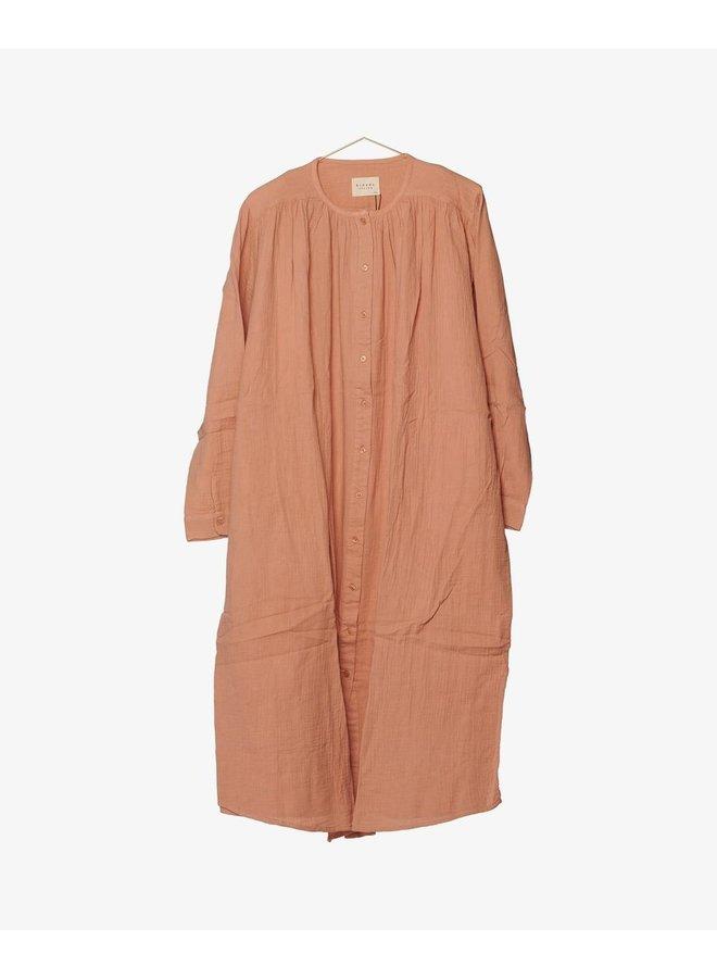 Sissel Edelbo Brave Organic Cotton Dress Clay