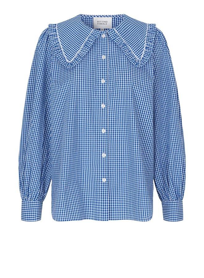 Second Female Toto Shirt Deep Ultramarine