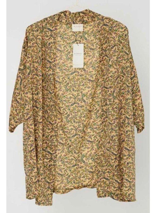 Sissel Edelbo Lotus Short Kimono Mix Nr. 14