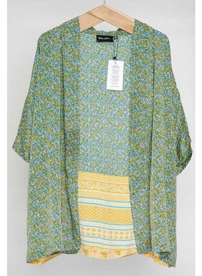 Sissel Edelbo Lotus Short Kimono Mix Nr. 19