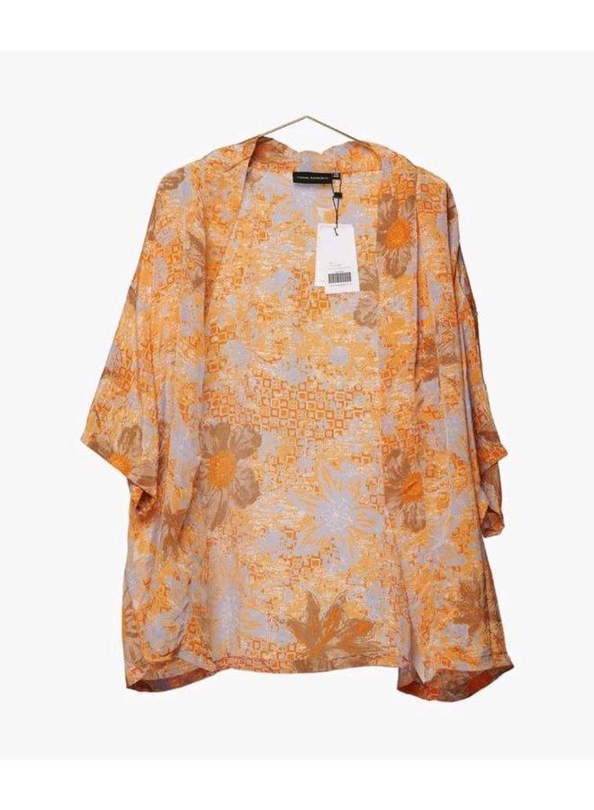 Sissel Edelbo Lotus Short Kimono Mix Nr. 30