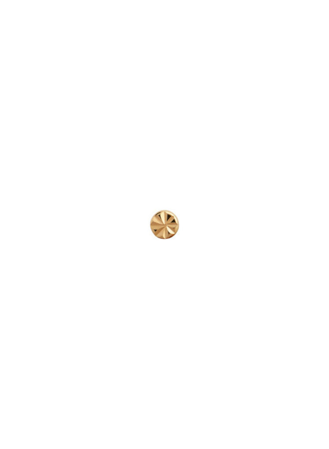 Stine A: Tres Petit Etoile Earring Gold