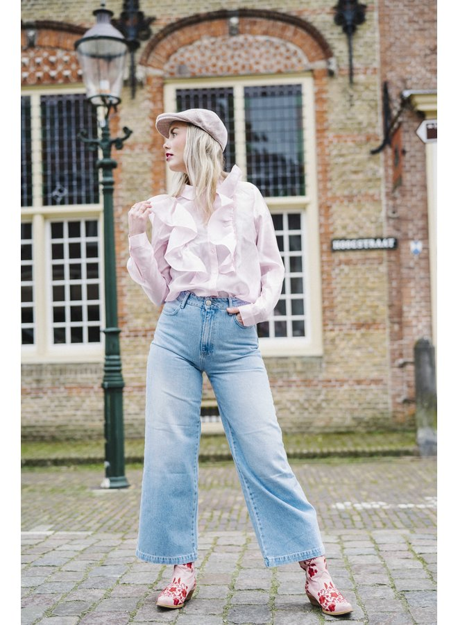 Just Female Calm Jeans Light Waterblue