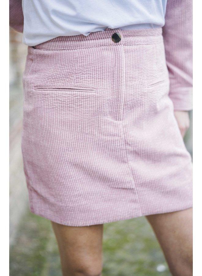 Second Female Boyas New Skirt Lilas