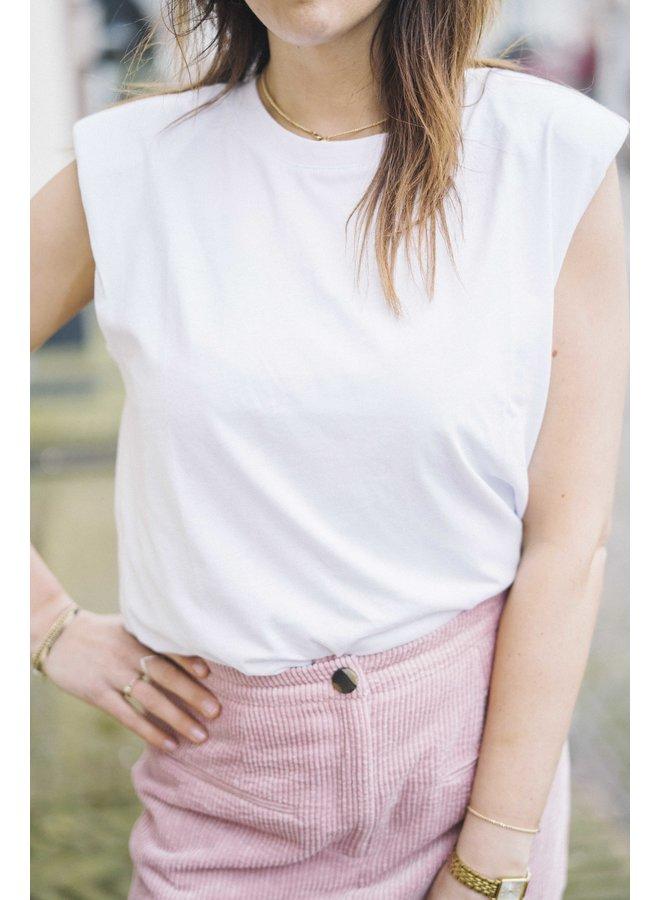 Just Female Beijng SL Top White