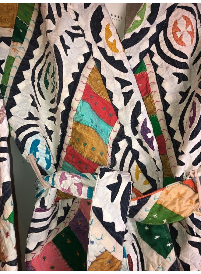 Sissel Edelbo Marrakesh Patchwork Jacket nr. 11
