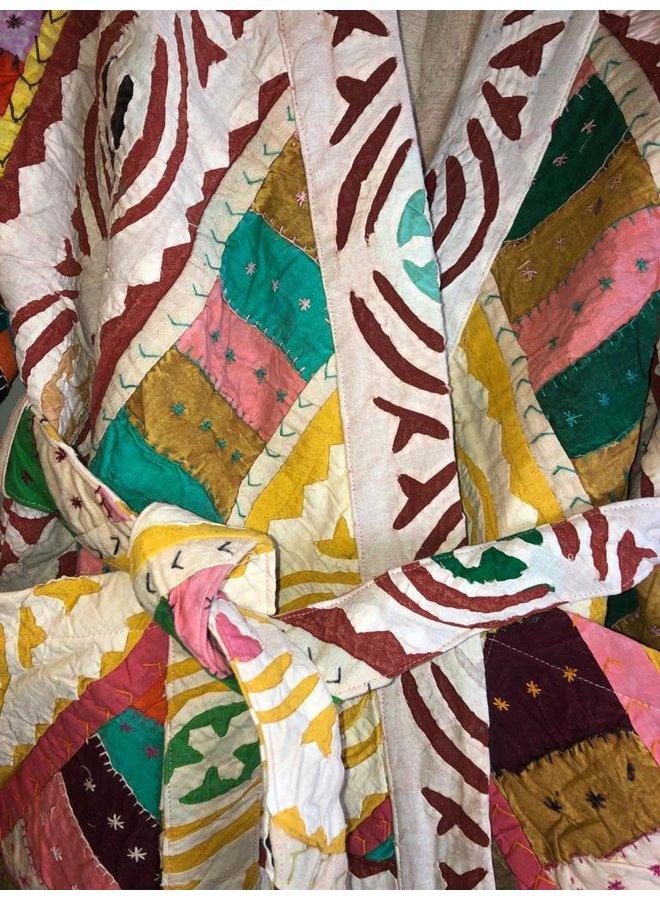 Sissel Edelbo Marrakesh Patchwork Jacket nr. 12
