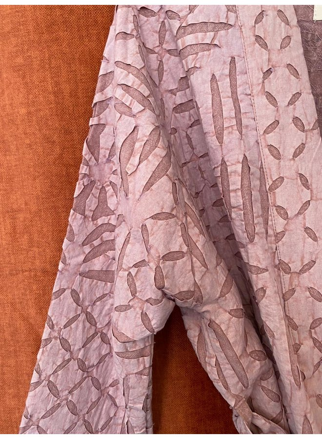 Sissel Edelbo Marrakesh Jacket Lila Paars