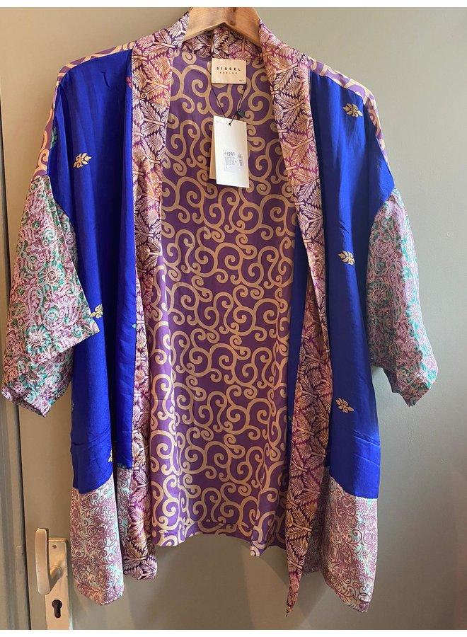 Sissel Edelbo Lotus Short Kimono Mix Nr. 64