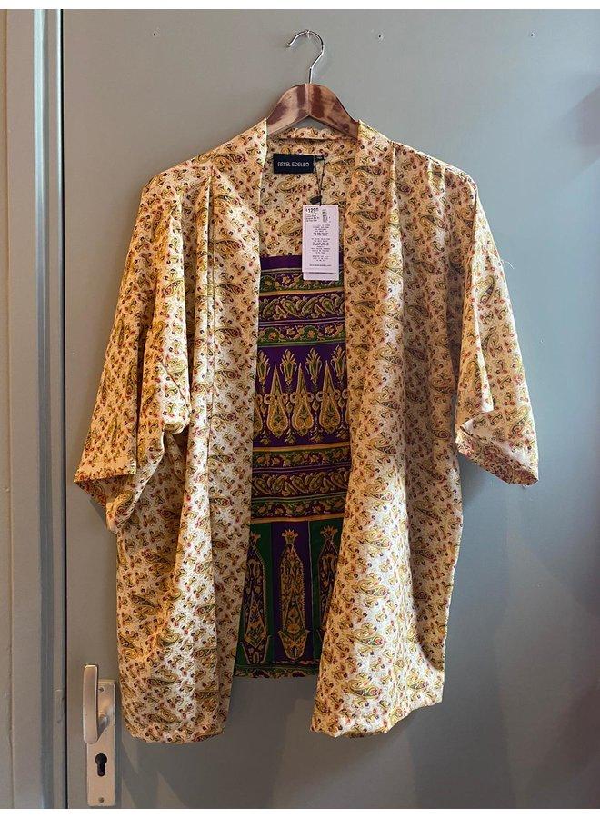 Sissel Edelbo Lotus Short Kimono Mix Nr. 69
