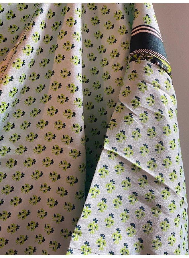 Sissel Edelbo Lotus Short Kimono Mix Nr. 70