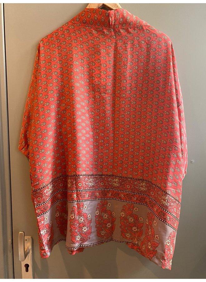 Sissel Edelbo Lotus Short Kimono Mix Nr. 61