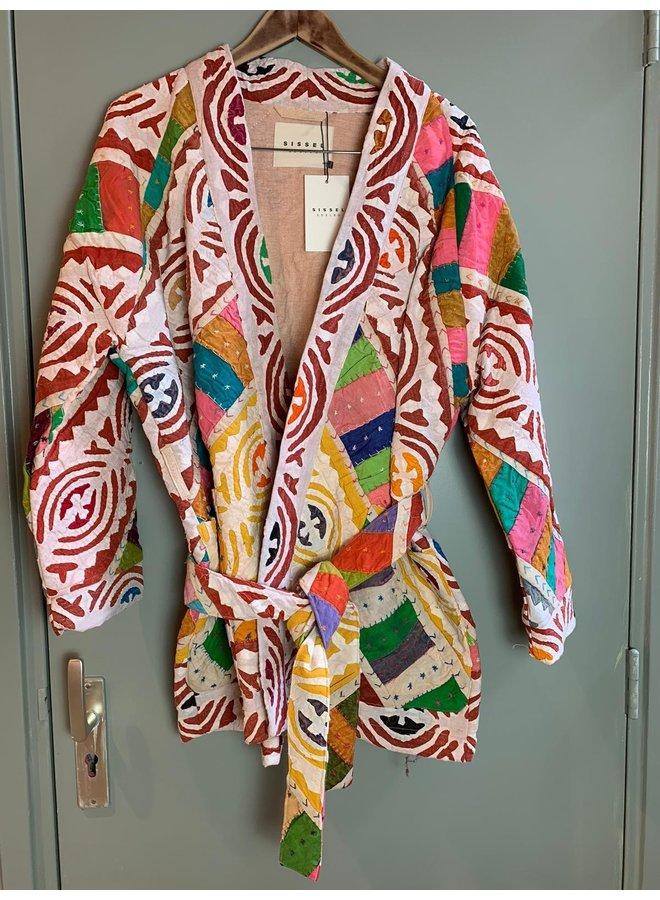 Sissel Edelbo Marrakesh Patchwork Jacket nr. 16