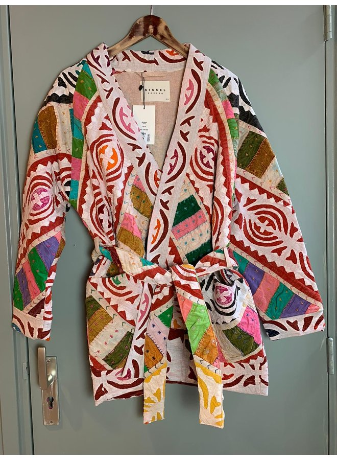 Sissel Edelbo Marrakesh Patchwork Jacket nr. 17