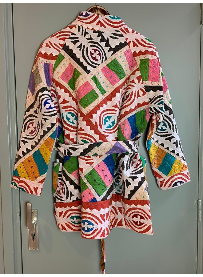 Sissel Edelbo Marrakesh Patchwork Jacket nr. 19
