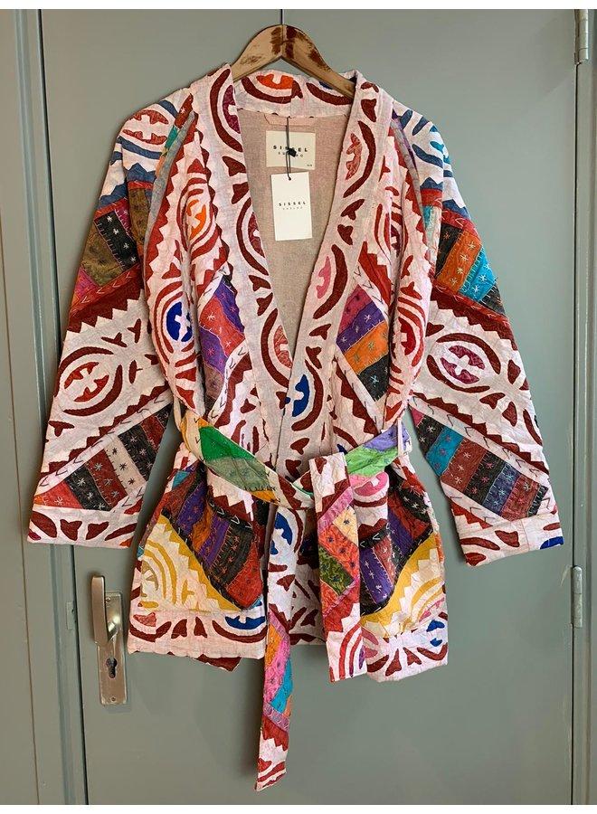 Sissel Edelbo Marrakesh Patchwork Jacket nr. 20