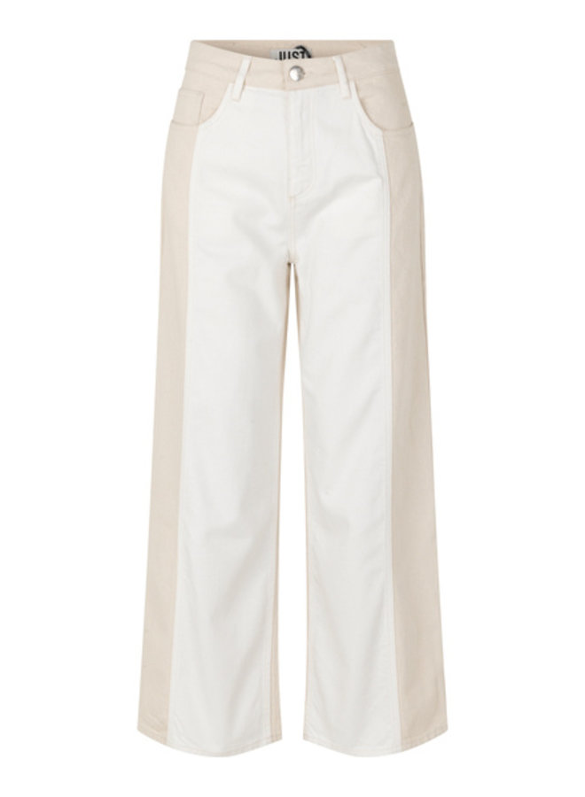 Just Female Calm Jeans 0206 Off White Mix