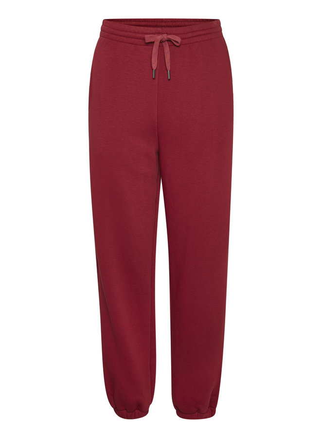 Gestuz Rubi Pants Red Rhubarb