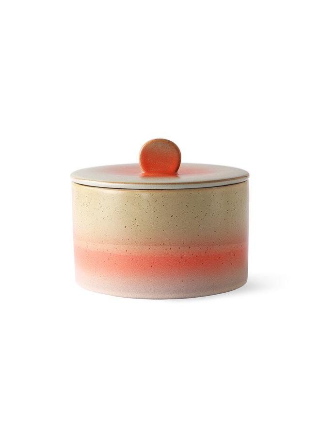 HK Living 70s ceramics Cookie Jar - Venus
