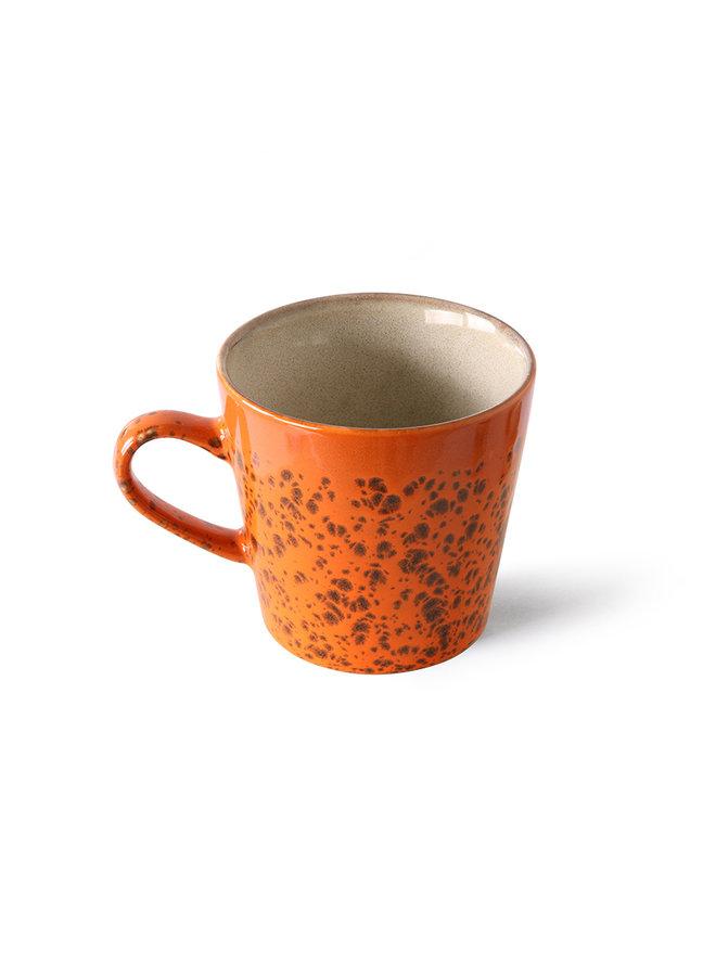 HK Living 70s ceramics Americano Mug - Panther