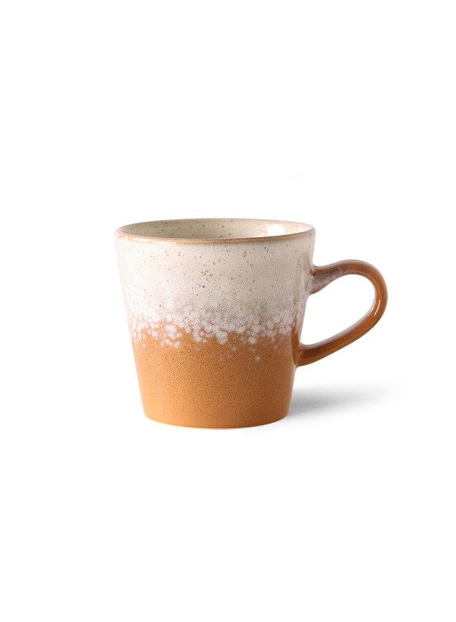 HK Living 70s ceramics Americano Mug - Jupiter