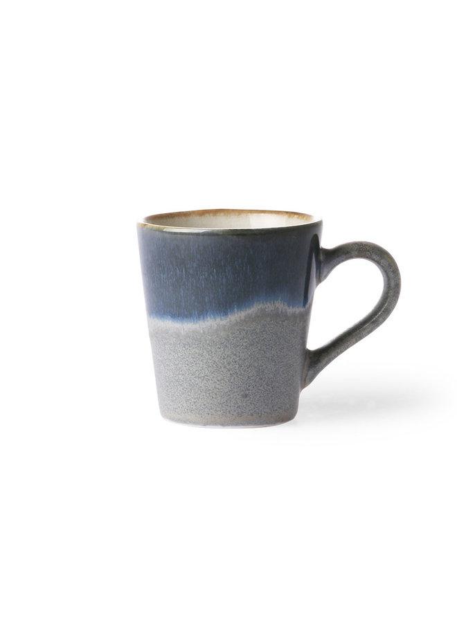HK Living 70s ceramics Espresso Mug - Ocean