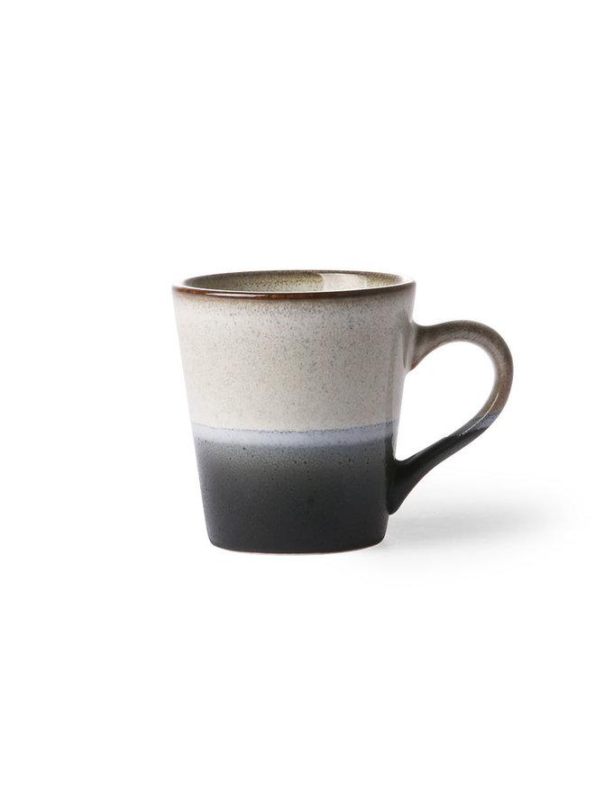 HK Living 70s ceramics Espresso Mug - Rock