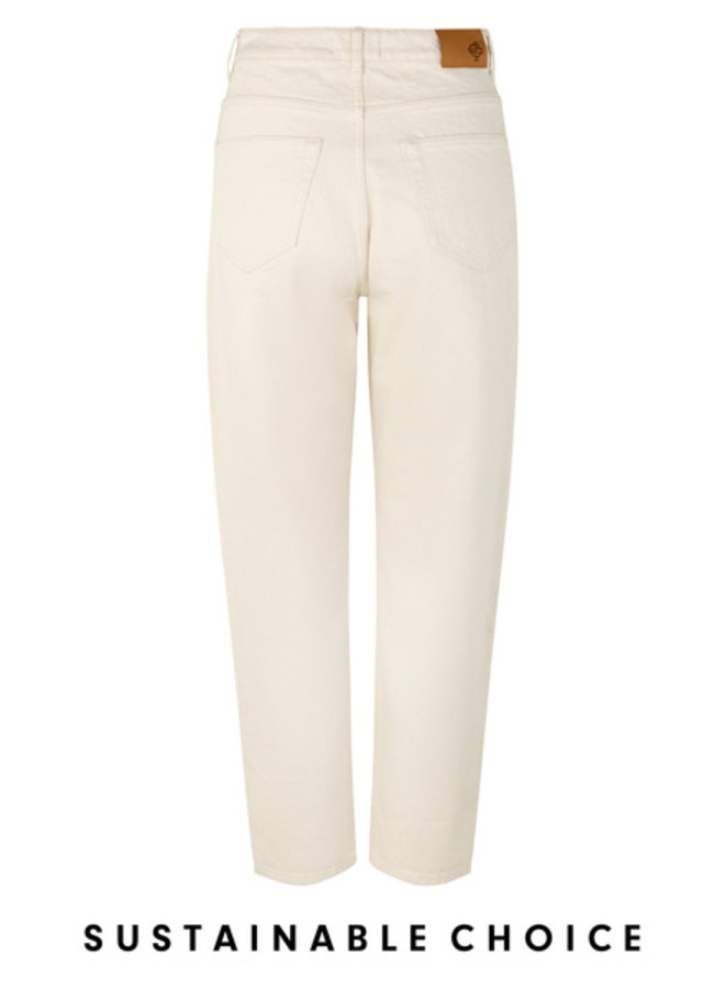 Just Female Stormy Jeans Off White