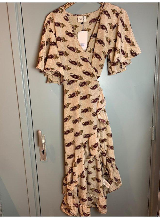 Sissel Edelbo Harriet Wrap Dress Nr. 2