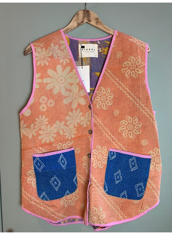 Sissel Edelbo Lulu Vintage Vest Nr. 10 M/L