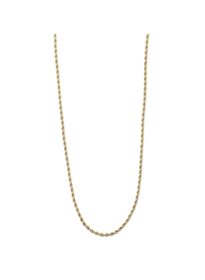 Pilgrim Pam Necklace Gold Plated