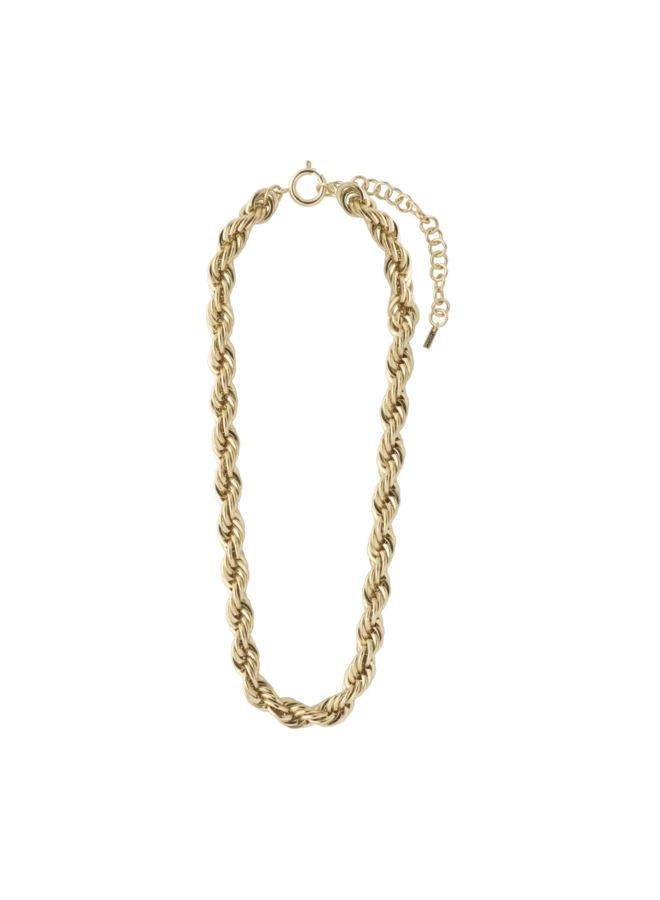 Pilgrim Horizon Necklace Gold Plated