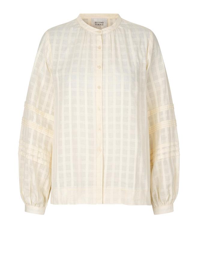 Second Female Veronique Shirt Antique White