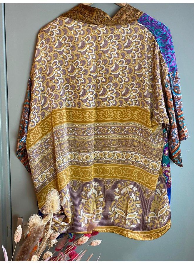 Sissel Edelbo Lotus Short Kimono Mix Nr. 109
