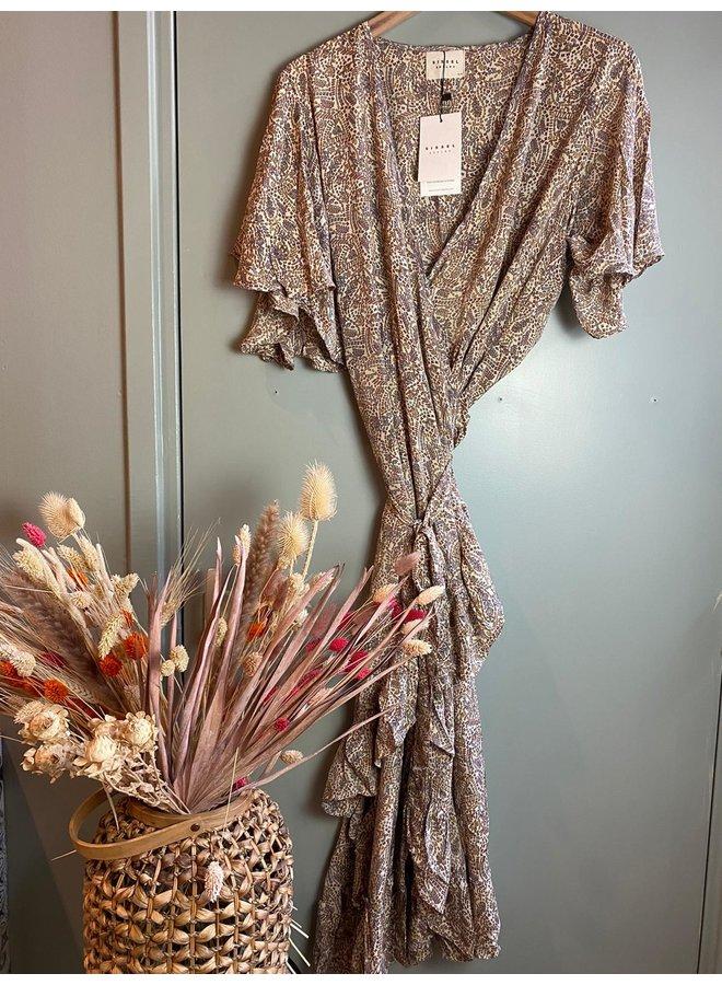 Sissel Edelbo Harriet Wrap Dress Nr. 6