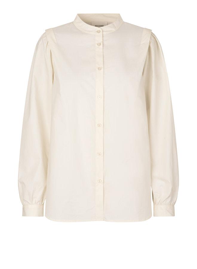 Second Female Reid Shirt Egret