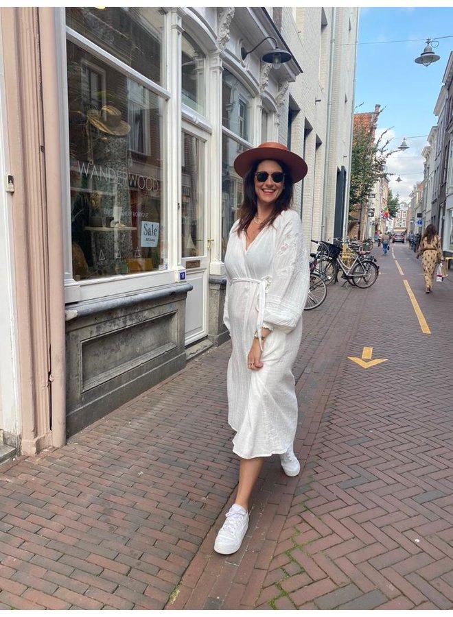 Sissel Edelbo Cyrus Organic Cotton Caftan One Size