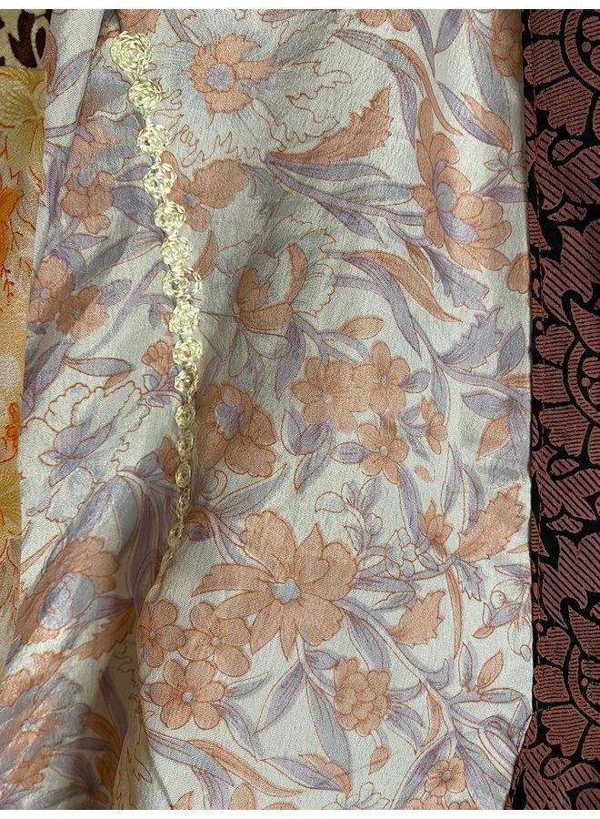 Sissel Edelbo Lotus Short Kimono Mix Nr. 126