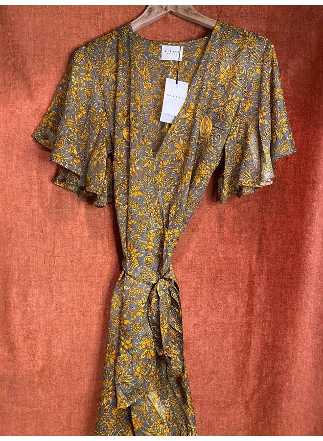 Sissel Edelbo Harriet Wrap Dress Nr. 8