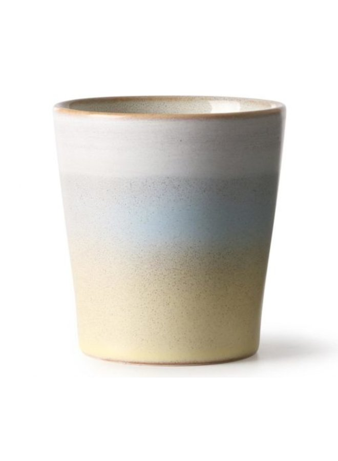 HK Living 70s ceramics Mug - Horizon Groen