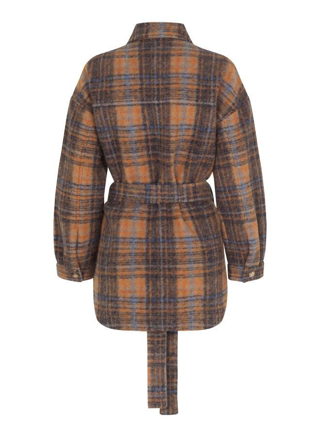 Second Female Azucena jacket Cinnamon Stick
