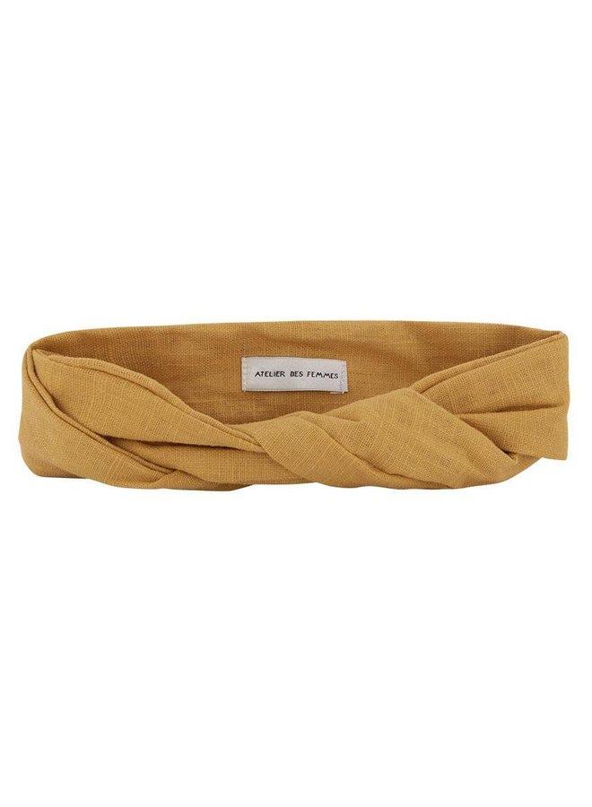 Atelier Des Femmes Yellow Edmonde Haarband