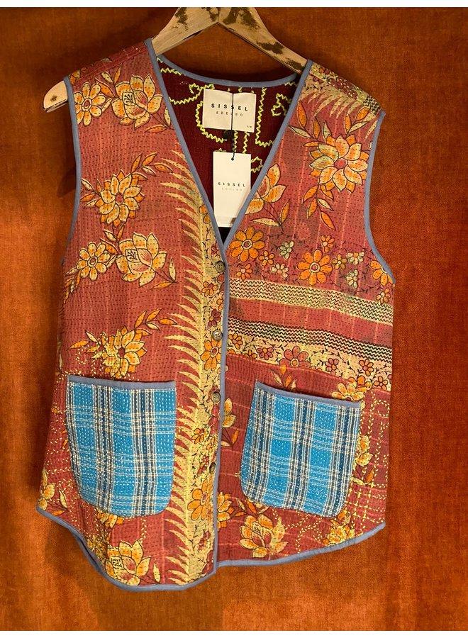 Sissel Edelbo Lulu Vintage Vest Nr. 15 S/M