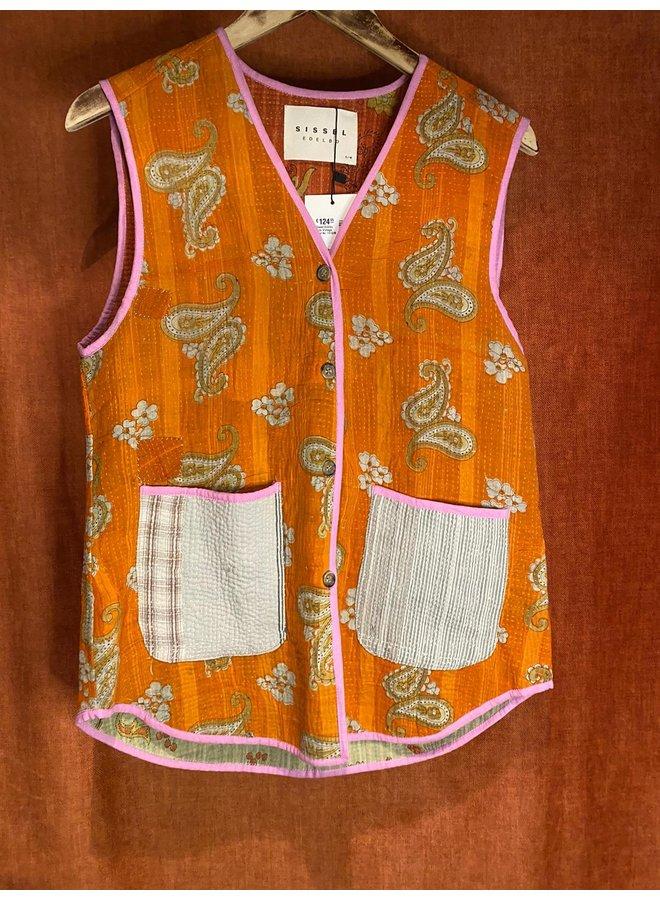 Sissel Edelbo Lulu Vintage Vest Nr. 14 S/M