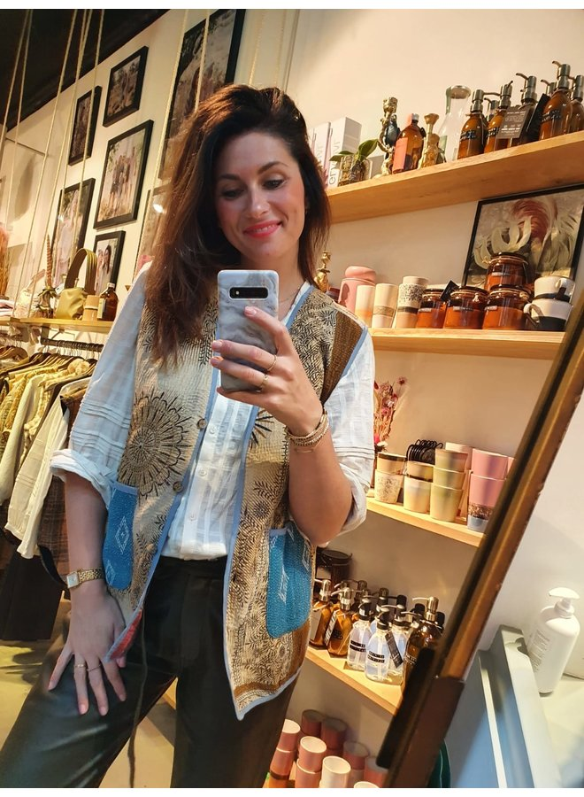 Sissel Edelbo Lulu Vintage Vest Nr. 18 M/L