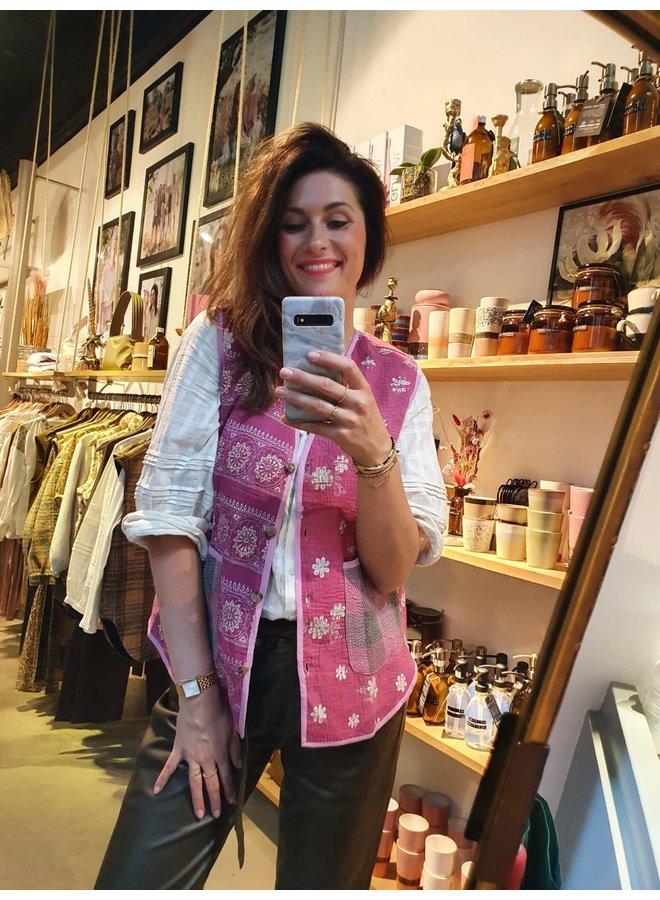 Sissel Edelbo Lulu Vintage Vest Nr. 12 S/M
