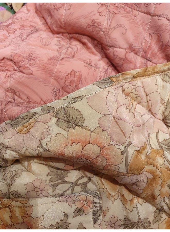 Sissel Edelbo Mia Quilted Silk Jacket nr. 3