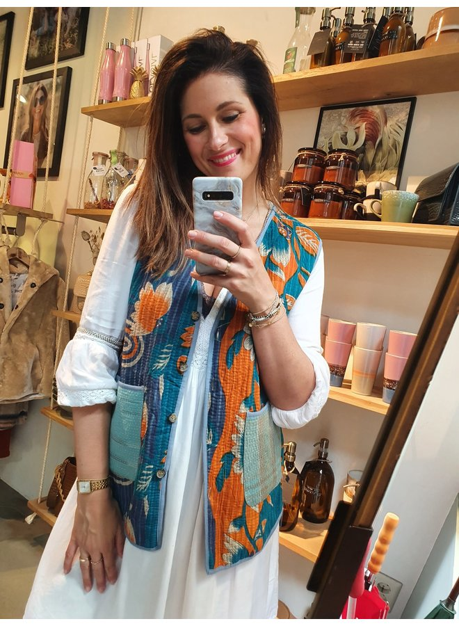 Sissel Edelbo Lulu Vintage Vest Nr. 23 S/M