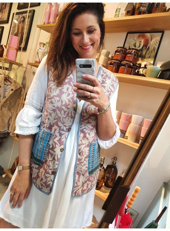 Sissel Edelbo Lulu Vintage Vest Nr. 21 S/M